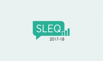 2017-18 STUDENT LEARNING EXPERIENCE QUESTIONNAIRE (SLEQ) IS CLOSED NOW!